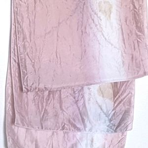 4for$20 Silk scarf Pier hand painted rectangular